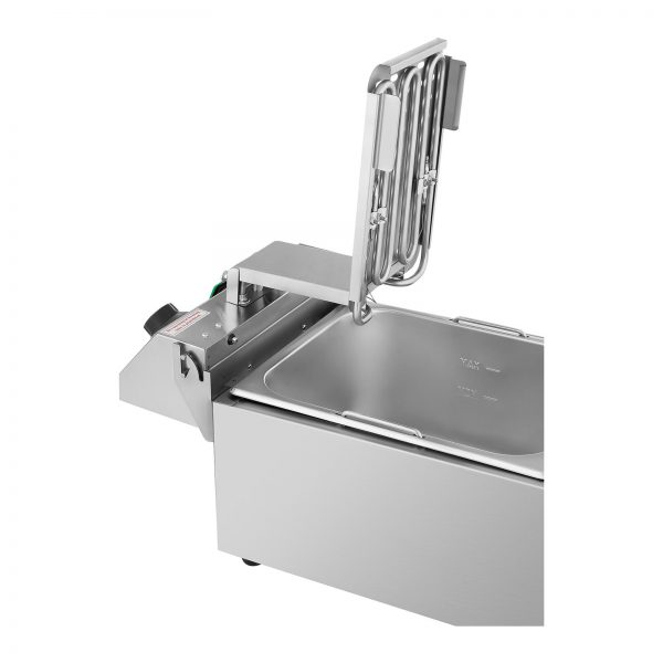 Elektrická fritéza - 10 litrov - časovač - 230 V - 3