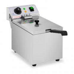 Elektrická fritéza - 8 litrov - 230 V - 1