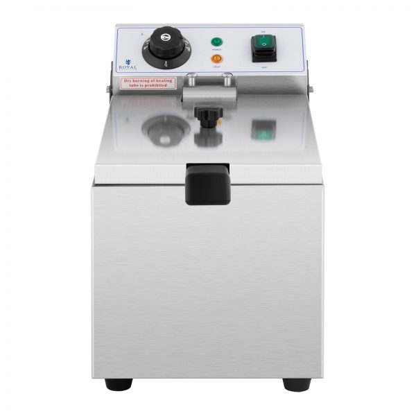 Elektrická fritéza - 8 litrov - 230 V - 2