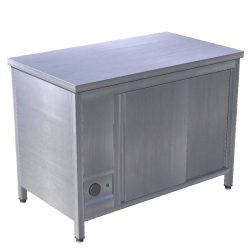 Ohrievací stôl na taniere - režón - 1200 mm | EOS