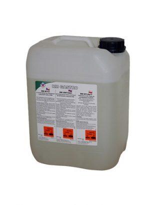 Umývací prostriedok do umývačiek riadu 12KG | RM UMÝVACÍ Univerzálny tekutý umývací detergent určený pre profesionálne umývačky riadu Dávkovanie: 1 až 6 g prípravku na 1 liter umývacieho roztoku v závislosti na tvrdosti vody a stupni znečistenia riadu.