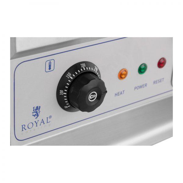 Profesionálna grilovacia platňa dĺžky 60 cm | model RCG-60GB 2
