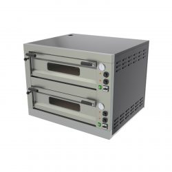 Pizza pec 6+6 x 33 cm | Redfox E-12L