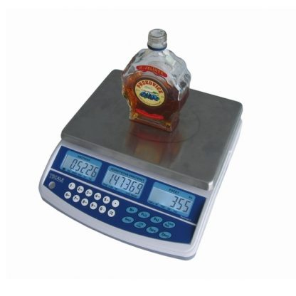 Váha na alkohol TSCALE model TSCQHD03PLUS - 1