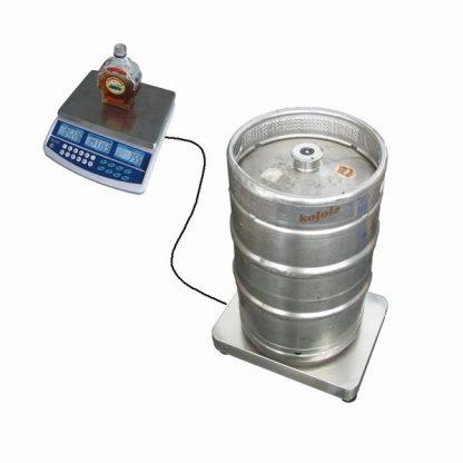 Váha na alkohol TSCALE model TSCQHD03PLUS - 3