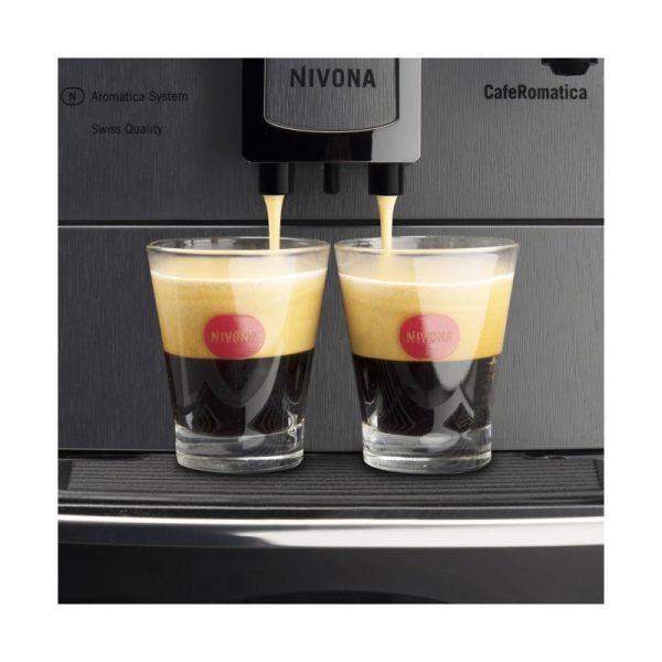 Automatický kávovar CafeRomatica 670 - 11
