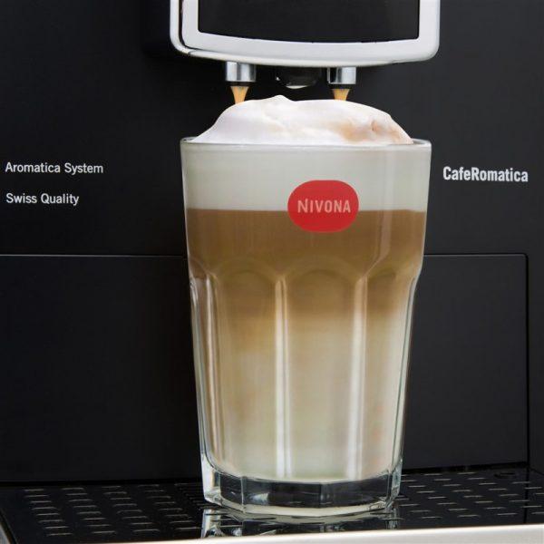 Automatický kávovar CafeRomatica 841 - 4