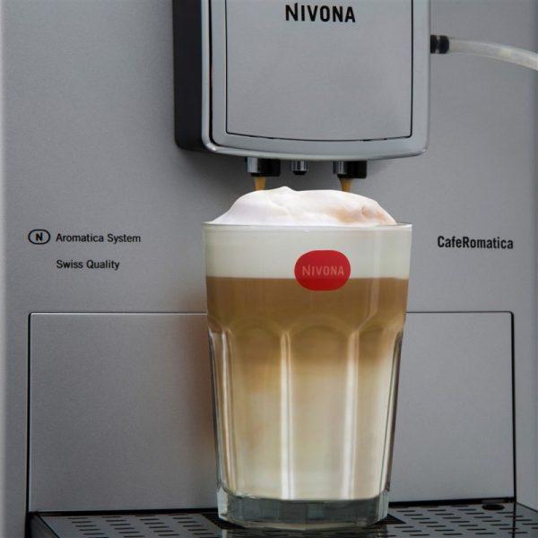 Automatický kávovar CafeRomatica 842 - 4