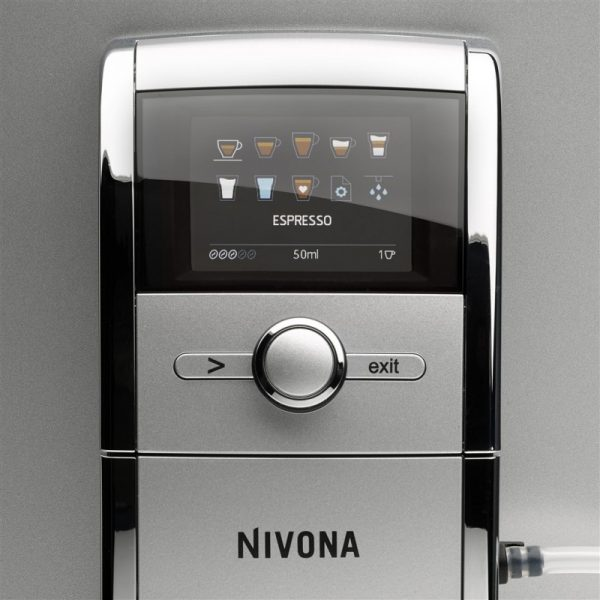 Automatický kávovar CafeRomatica 842 - 6