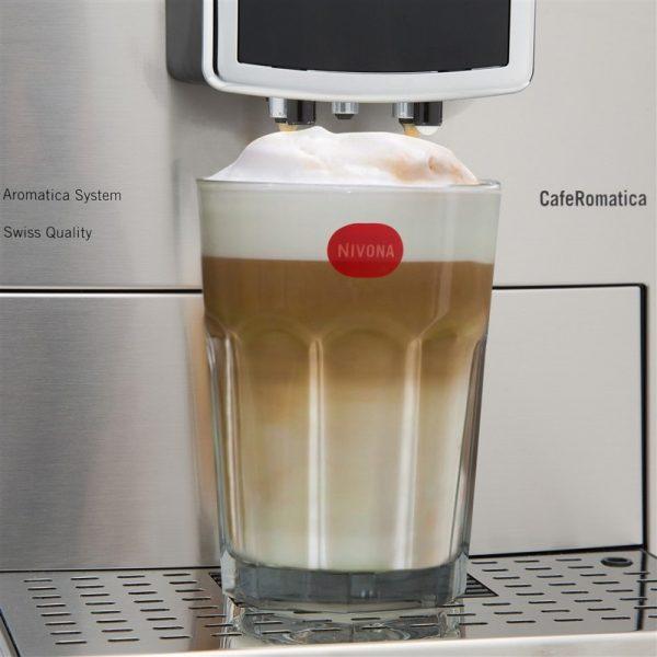 Automatický kávovar CafeRomatica 859 - 10