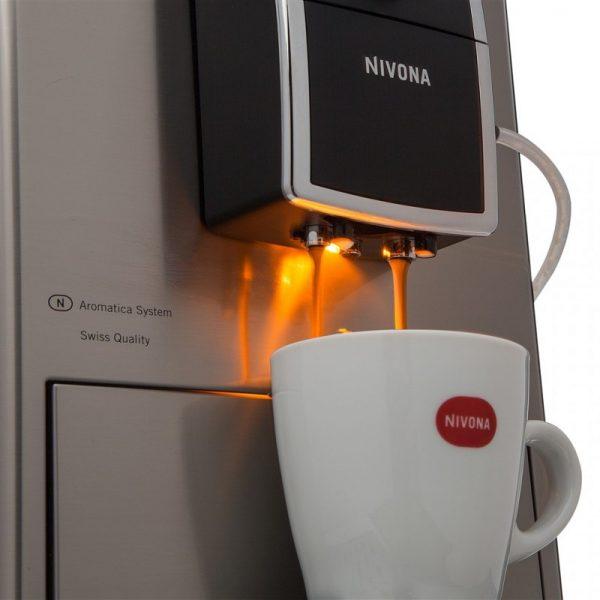 Automatický kávovar CafeRomatica 859 - 11