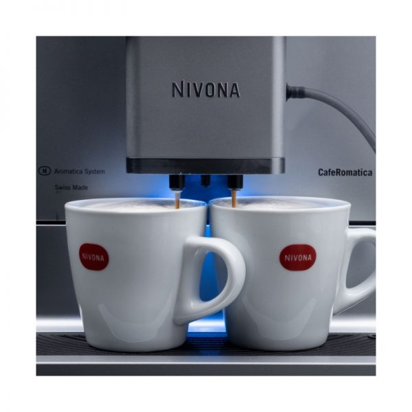 Automatický kávovar CafeRomatica 970 - 10