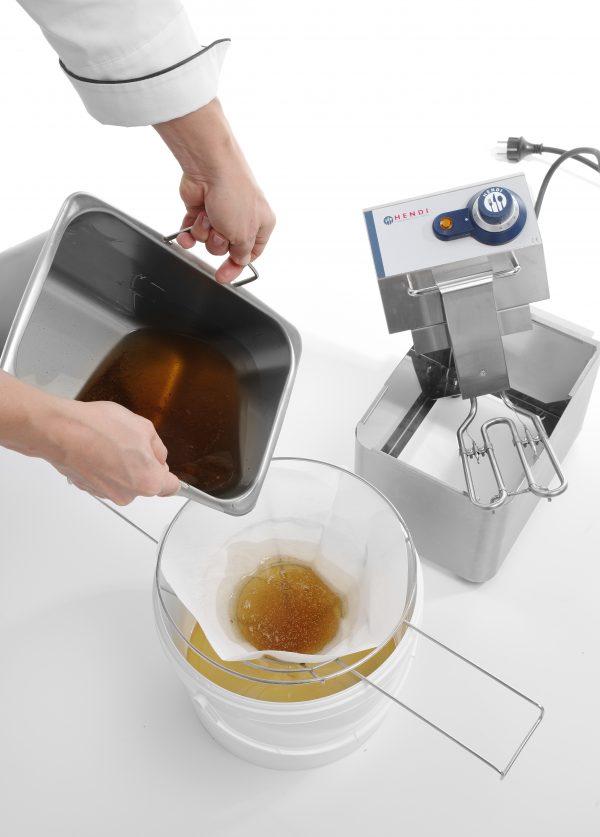 Držiak filtrov pre fritézy, HENDI 632901 2