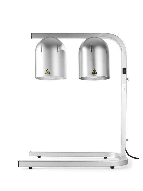 Dvojlampový infračervený ohrievač, HENDI 273906 2