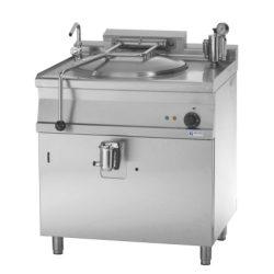 Elektrický varný kotol 80 L | 800/700, ELR-782, príkon 12 KW, rozmery 80x70x90 cm, napätie 400 V, 6 stupňov nastavenia výkonu.