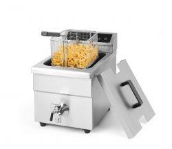 Indukčná fritéza - 8L - Kitchen Line | Hendi 215012