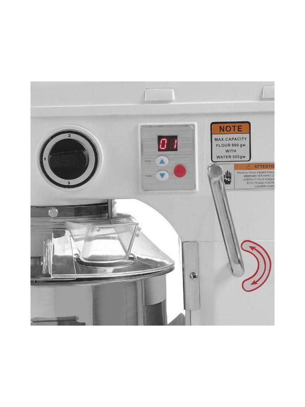 Profesionálny mixér 7 L, model HENDI 222829 3
