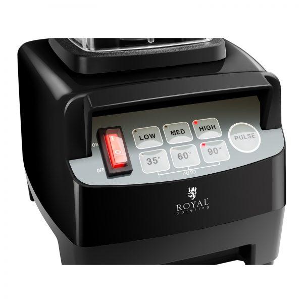 Stolný mixér Katana 2 L s časovačom (čierny) - 1500W, model RCMB-B2LA s označením 10011326 6