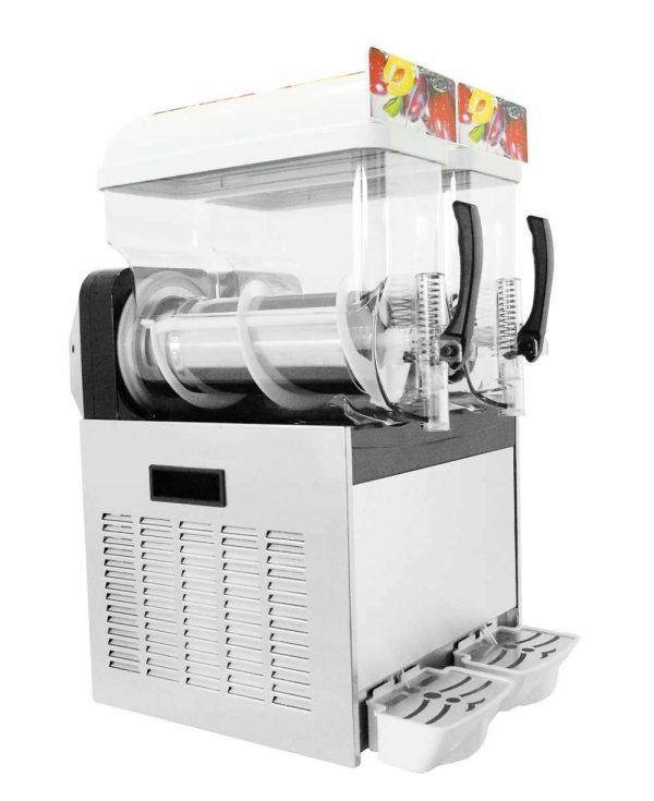Výrobník ľadovej drte - 2 x 15 litrov, model CookPro 610020001 1