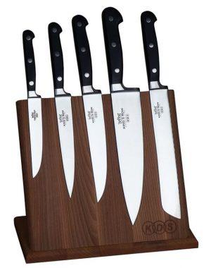 Magnetický stojan s 5 nožmi - KING´S ROW | KDS 2664