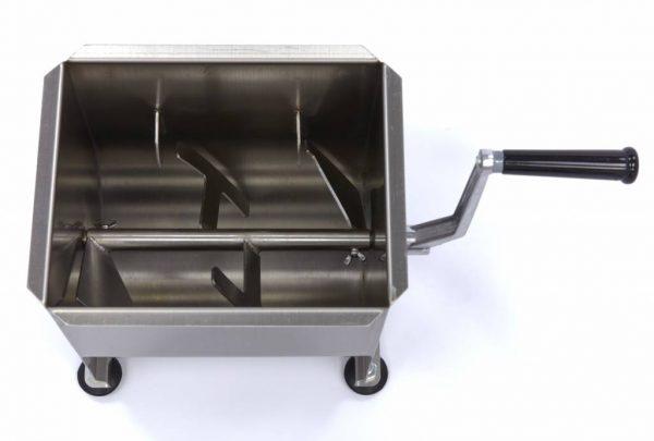 Miešačka na mäso do klobás 10 litrov M9300440 - 4
