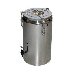 Nerezový termos - 10 l s výpustným ventilom