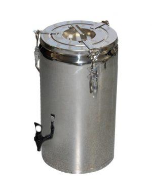 Nerezový termos - 5 l s výpustným ventilom