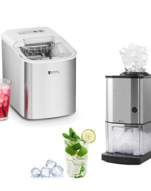 Výrobníky ľadu, Drviče ľadu