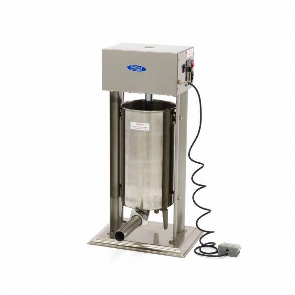 Automatická vertikálna plnička klobás - 15 l - 4 plniace rúrky | Maxima 09300457