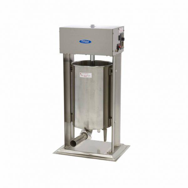 Automatická vertikálna plnička klobás - 20 l - 4 plniace rúrky | Maxima 09300458