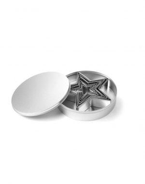Cukrárska forma na vyrezávanie - hviezda - sada 9 kusov | 673768