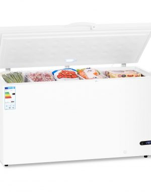 Gastro pultová mraznička - 459 L RCFZ-459+ - 1
