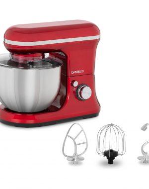 Kuchynský robot, červený - 5 L | BCPM-1200R