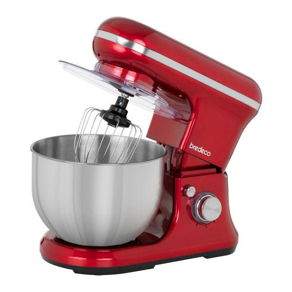 Kuchynský robot, červený - 5 L BCPM-1200R - 2