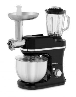Kuchynský robot + mixér, mlynček na mäso - 5 L BCPM-1200-EXP - 1
