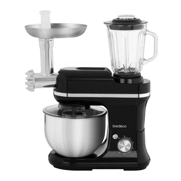 Kuchynský robot + mixér, mlynček na mäso - 5 L BCPM-1200-EXP - 2