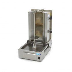 Gril na kebab - 2 horáky - plynový   Maxima 09370205