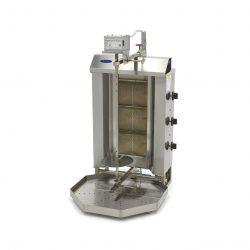 Gril na kebab - 3 horáky - plynový   Maxima 09370225