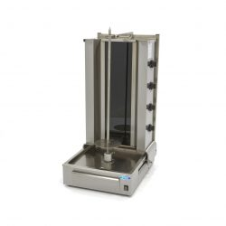 Gril na kebab - 4 horáky - elektrický   Maxima 09370250