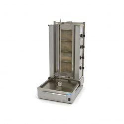 Gril na kebab - 4 horáky - plynový   Maxima 09370215