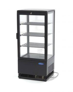Maxima chladiaca vitrína - 78 l - čierna