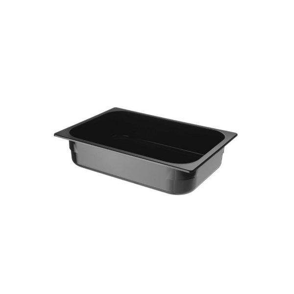 Polykarbonátová nádoba na zmrzlinu - čierna | 807071
