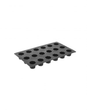 Silikónová forma na pečenie - CANNELE BORDELAIS x 18 ks | 676127