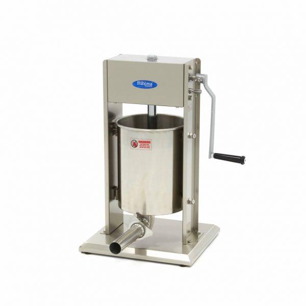 Vertikálna plnička klobás - 10 l - 4 plniace rúrky | Maxima 09300463