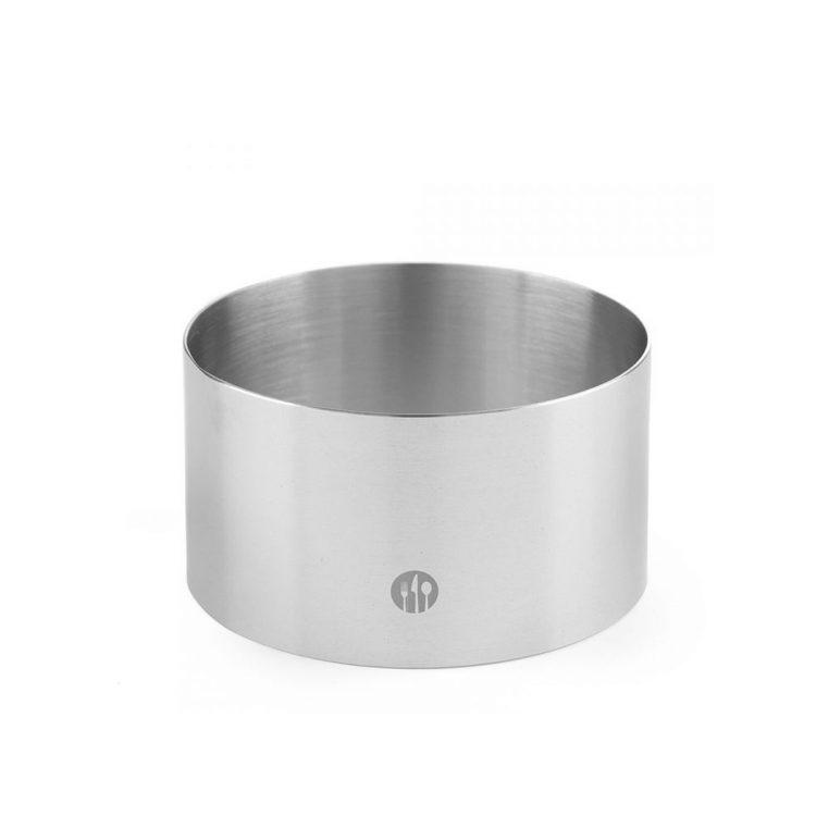 Cukrársko-pekárska forma - okrúhla - priemer 200 mm | Hendi 512371