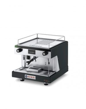 Jednopákový kávovar - Top Line by Wega - čierny | Hendi 208922