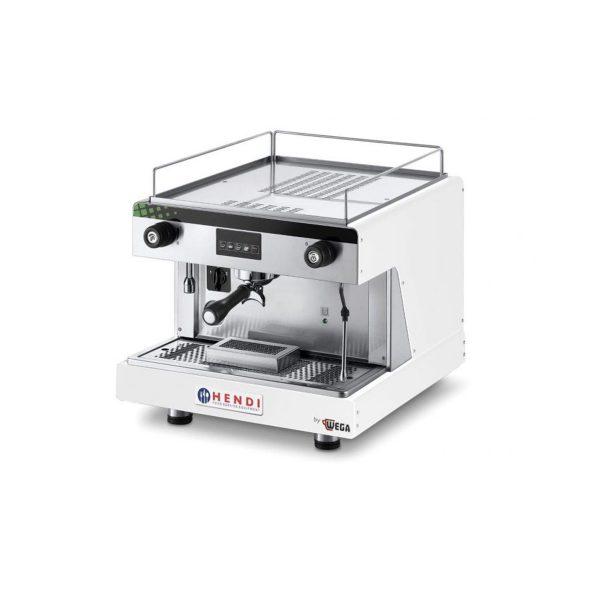 Jednopákový kávovar - Top Line by Wega - biely | Hendi 208915