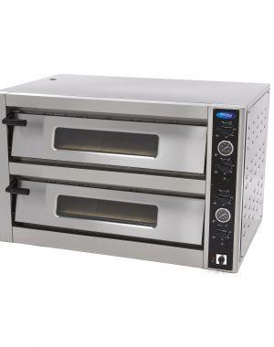 Maxima Deluxe Pizza pec - 6 + 6 x 30 cm - 400 V | 09370050