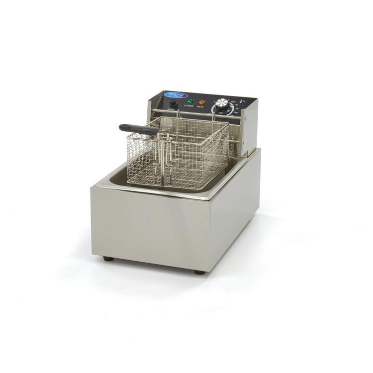 Maxima Elektrická fritéza - 1 x 6 l   09364950
