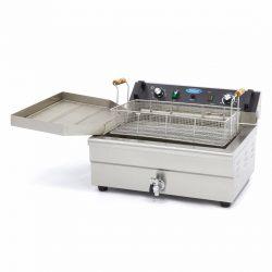 Maxima Elektrická fritéza s kohútikom - 1 x 20 l | 09365020